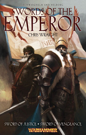 Swords of the Emperor, a novel by Chris Wraight