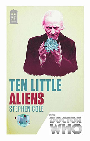 Ten Little Aliens, a novel by Stephen Cole