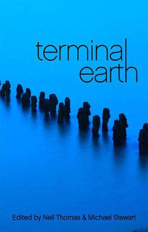 Terminal Earth, a novel by Michael Stewart