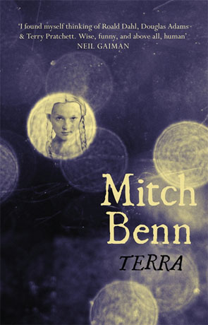 Terra, a novel by Mitch Benn