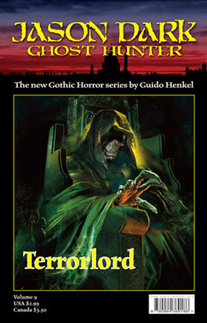 Terrorlord, a novel by Guido Henkel