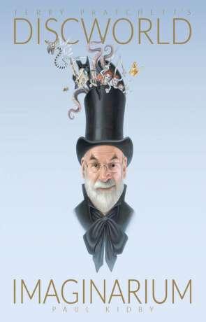 Terry Pratchett's Discworld Imaginarium, a novel by Paul Kidby
