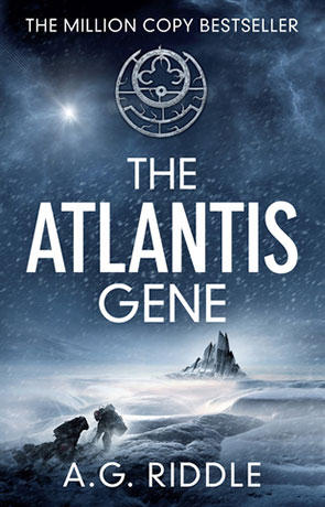 The Atlantis Gene, a novel by AG Riddle