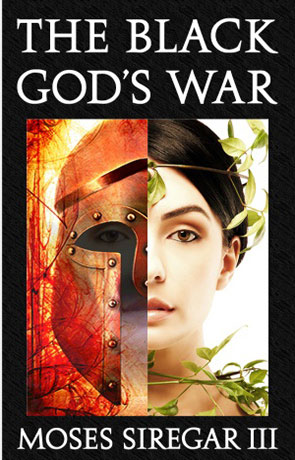 The Black Gods War, a novel by Moses Siregar III