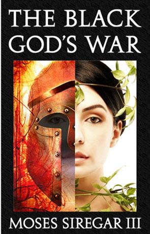 The Black Gods War, a novel by Moses Siregar III