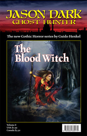 The Blood Witch, a novel by Guido Henkel