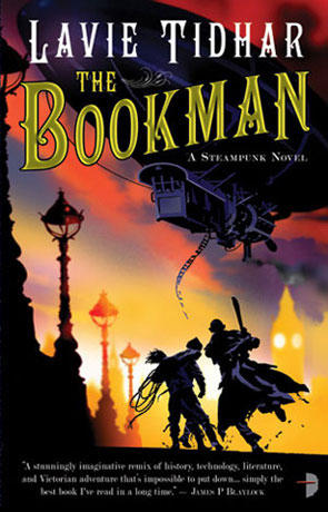 The Bookman, a novel by Lavie Tidhar