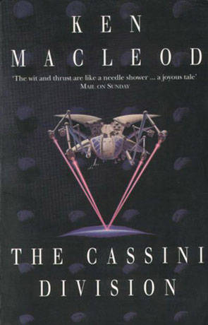 The Cassini Division, a novel by Ken Mcleod