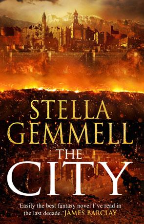 The City, a novel by Stella Gemmell
