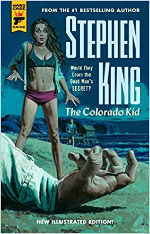 The Colorado Kid, a novel by Stephen King