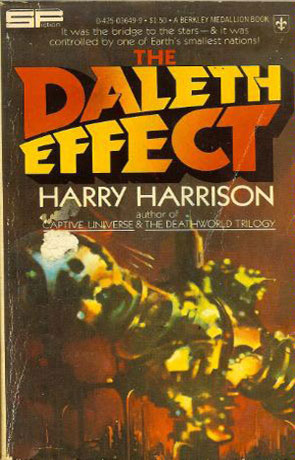 The Daleth Effect, a novel by Harry Harrison