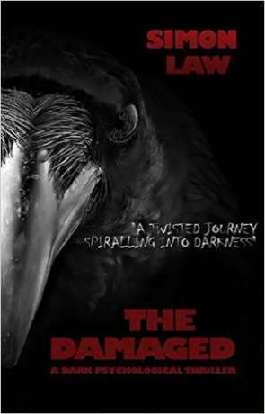 The Damaged, a novel by Simon Law