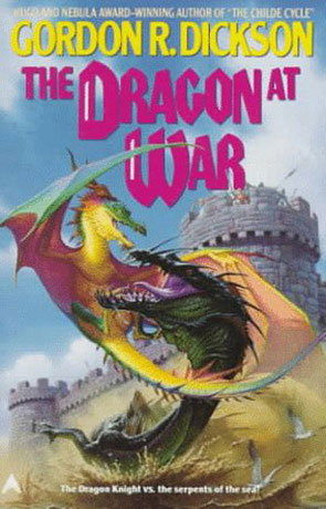The Dragon at War, a novel by Gordon R Dickson