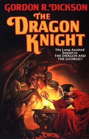The Dragon Knight, a novel by Gordon R Dickson