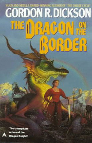 The Dragon on the Border, a novel by Gordon R Dickson