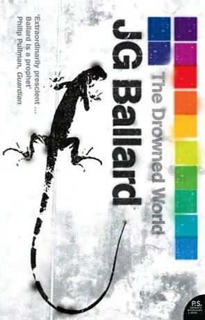 The Drowned World, a novel by JG Ballard