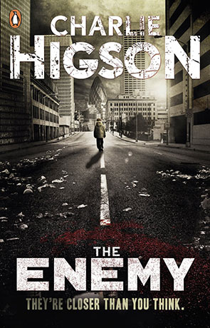 The Enemy, a novel by Charlie Higson