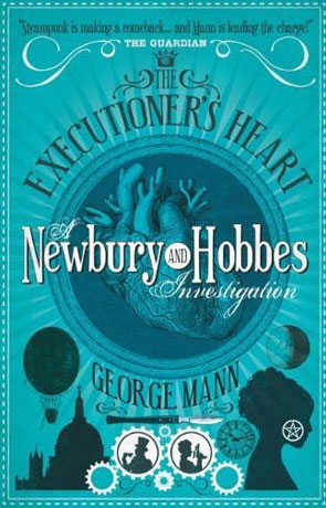 The Executioners Heart, a novel by George Mann