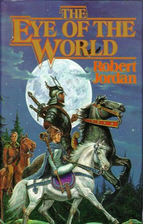 The Eye Of The World, a novel by Robert Jordan