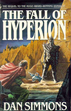 The Fall of Hyperion, a novel by Dan Simmons