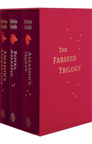 The Farseer Trilogy, a novel by Robin Hobb