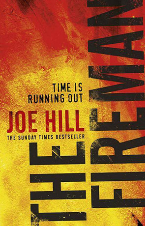 The Fireman, a novel by Joe Hill