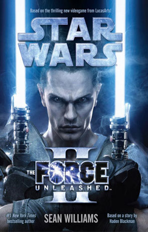 The Force Unleashed 2, a novel by Sean Williams