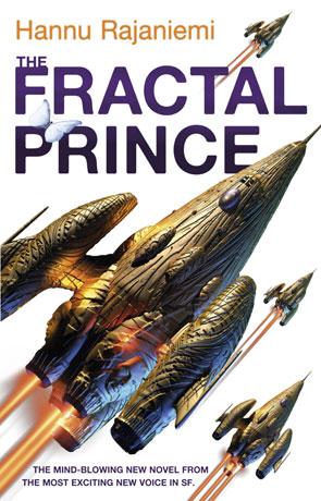 The Fractal Prince, a novel by Hannu Rajaniemi