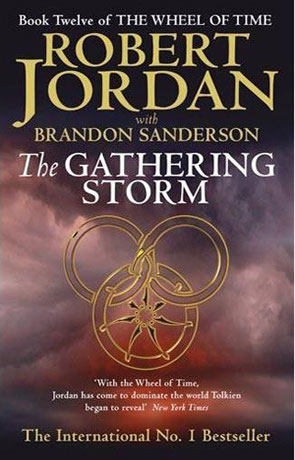 The Gathering Storm, a novel by Robert Jordan