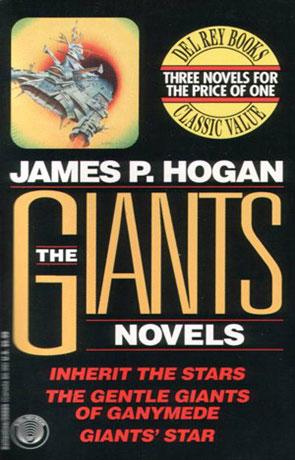 The Giant Novels, a novel by James P Hogan