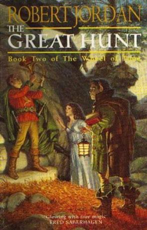 The Great Hunt, a novel by Robert Jordan