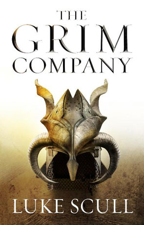 The Grim Company, a novel by Luke Scull