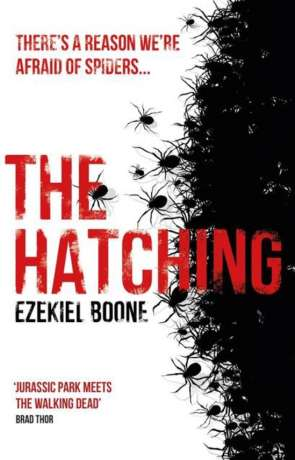 The Hatching, a novel by Ezekiel Boone