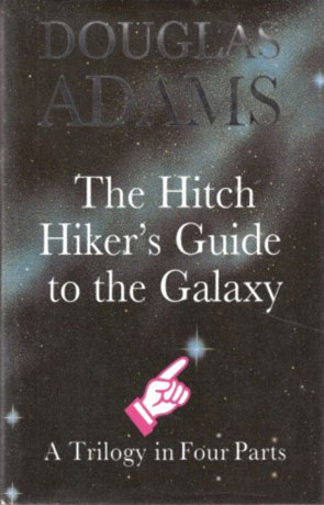 The Hitchhikers Guide to the Galaxy Omnibus, a novel by Douglas Adams