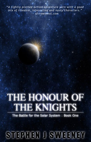The Honour of the Knights, a novel by Stephen Sweeney