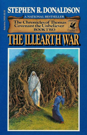 The Illearth War, a novel by Stephen Donaldson
