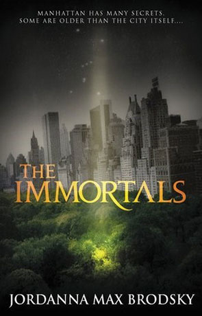 The Immortals, a novel by Jordanna Max Brodsky