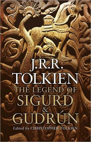 The Legend of Sigurd and Gudrun, a novel by JRR Tolkien