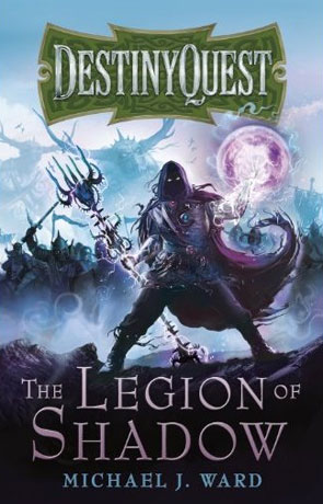 The Legion of Shadow, a novel by Michael J Ward