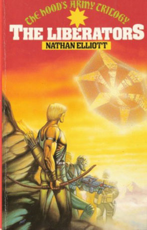 The Liberators, a novel by Nathan Elliot