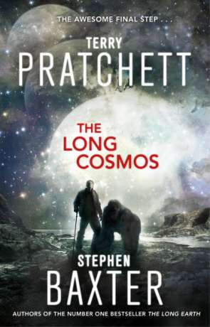 The Long Cosmos, a novel by Terry Pratchett