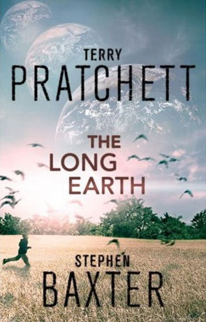 The Long Earth, a novel by Terry Pratchett