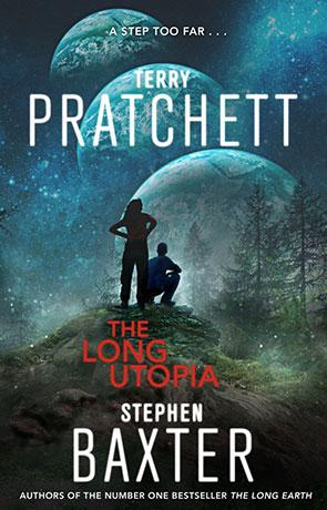 The Long Utopia, a novel by Terry Pratchett