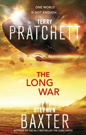 The Long War, a novel by Terry Pratchett