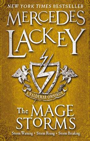 The Mage of Storms, a novel by Mercedes Lackey