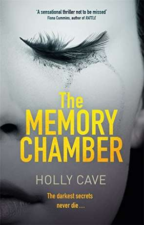 The Memory Chamber, a novel by Holly Cave