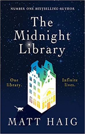 The Midnight Library, a novel by Matt Haig
