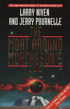 The Moat around Murcheson's eye, a novel by Larry Niven