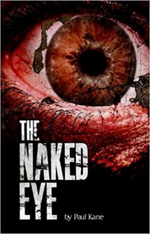 The Naked eye, a novel by Paul Kane