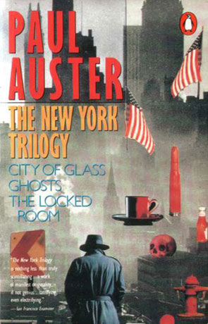 The New York Trilogy, a novel by Paul Auster